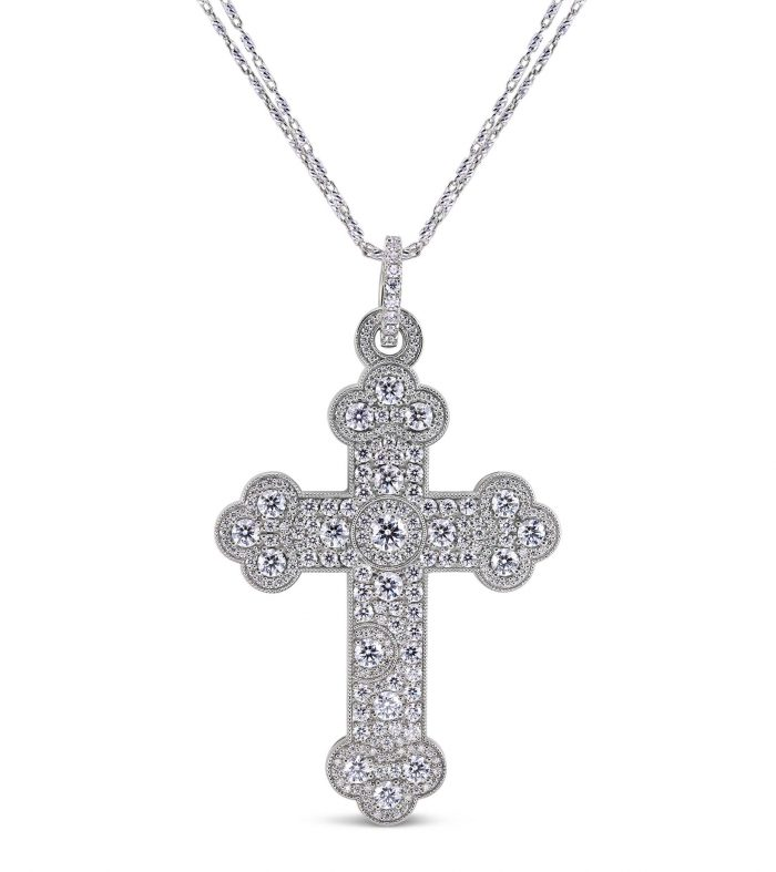 Diamond Cross by Simone and Son